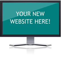 YOUR NEW WEBSITE HERE!